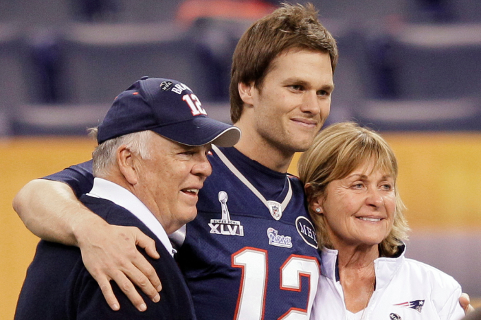 Tom Brady's Parents Have Been Married More Than 50 Years