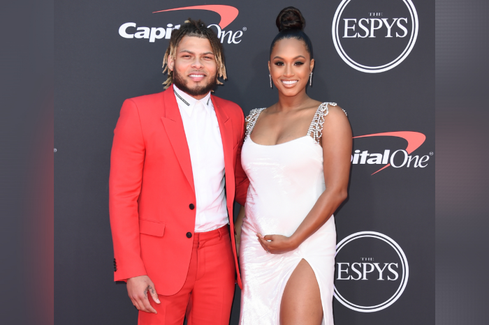 Tyrann Mathieu's Fiancée is a Former NBA Dancer