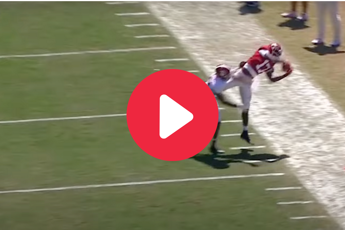 Alabama's New 4-Star WR is the Second Coming of Julio Jones