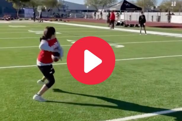 Meet Amaya Moreno: The 11-Year-Old Star Female Quarterback