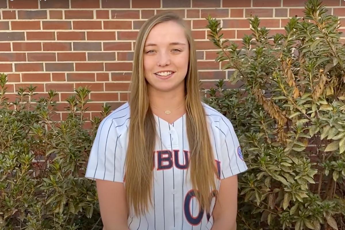 Meet Aspyn Godwin: Auburn Softball's New Power Queen