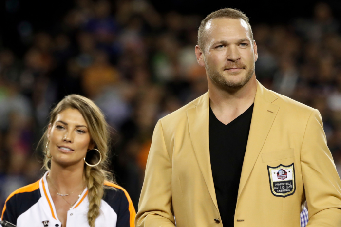 """Brian Urlacher's Wife Competed on """"America's Next Top Model"""""""