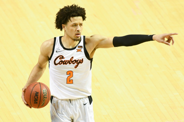 Cade Cunningham Primed for First (And Only) NCAA Tournament