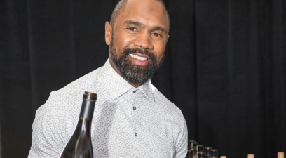 "Charles Woodson Has His Own Wine Called ""Intercept"""