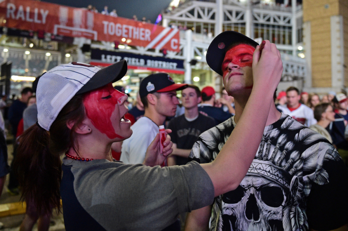Indians Ban Headdresses & Face Paint for Future Games