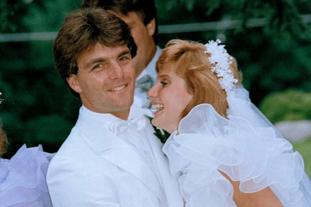 Doug Flutie Married His High School Sweetheart