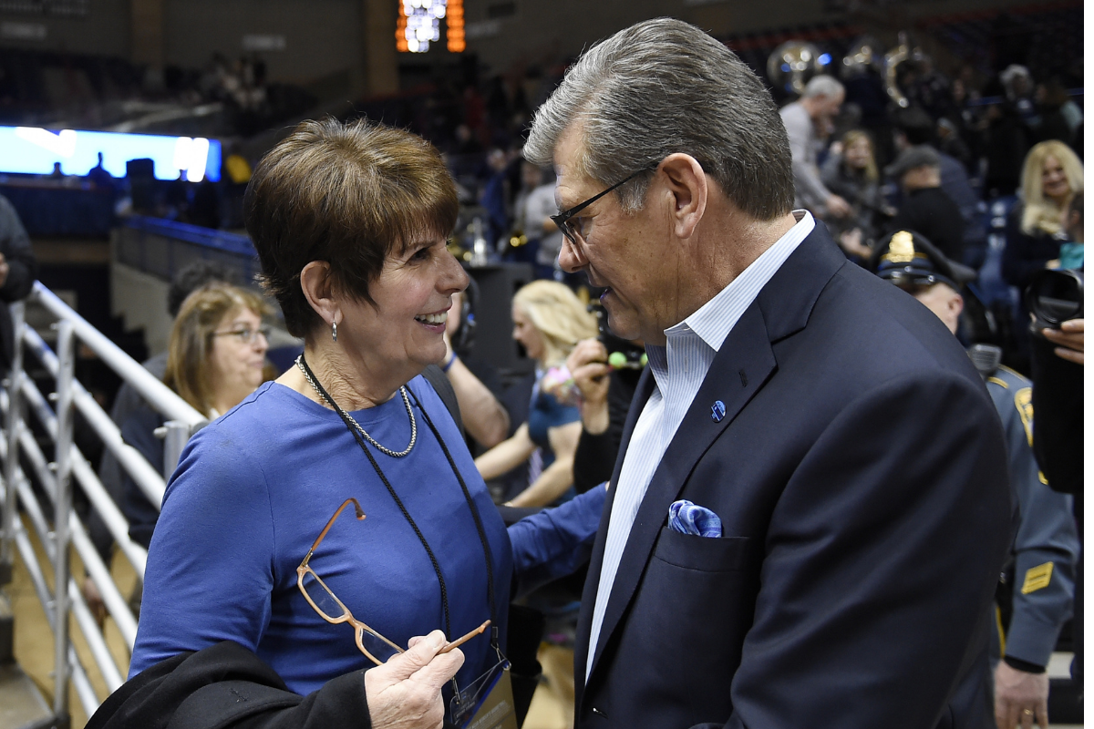 Geno Auriemma's Wife Has Stood By His Side for His Entire Career