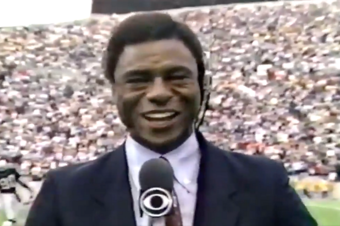 Irv Cross, Former Pro Bowler & CBS Broadcasting Legend, Dead at 81
