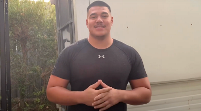 Aggies Ink 335-Pound Offensive Tackle From Australia