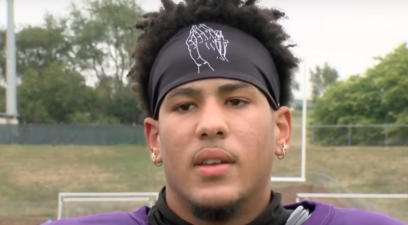 4-Star WR, Son of Two-Time National Champ, Passes on Dad's Alma Mater