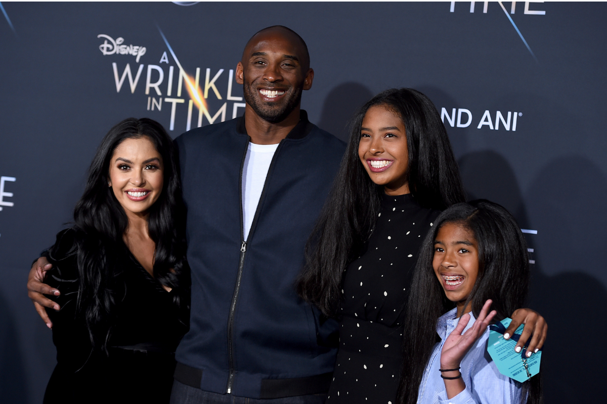 Kobe Bryant's Oldest Daughter Signed a Modeling Contract & Got Into College