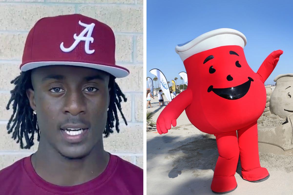 "Meet ""Kool-Aid"" McKinstry: Alabama's New 5-Star DB Who's Sponsored by Kool-Aid"
