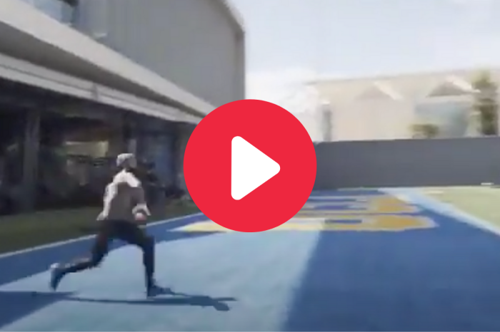 Odell Beckham's 100-Yard Throw (Allegedly) Showed His Unreal Arm