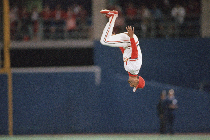 "Ozzie Smith's Backflips Made ""The Wizard of Oz"" a Baseball Legend"