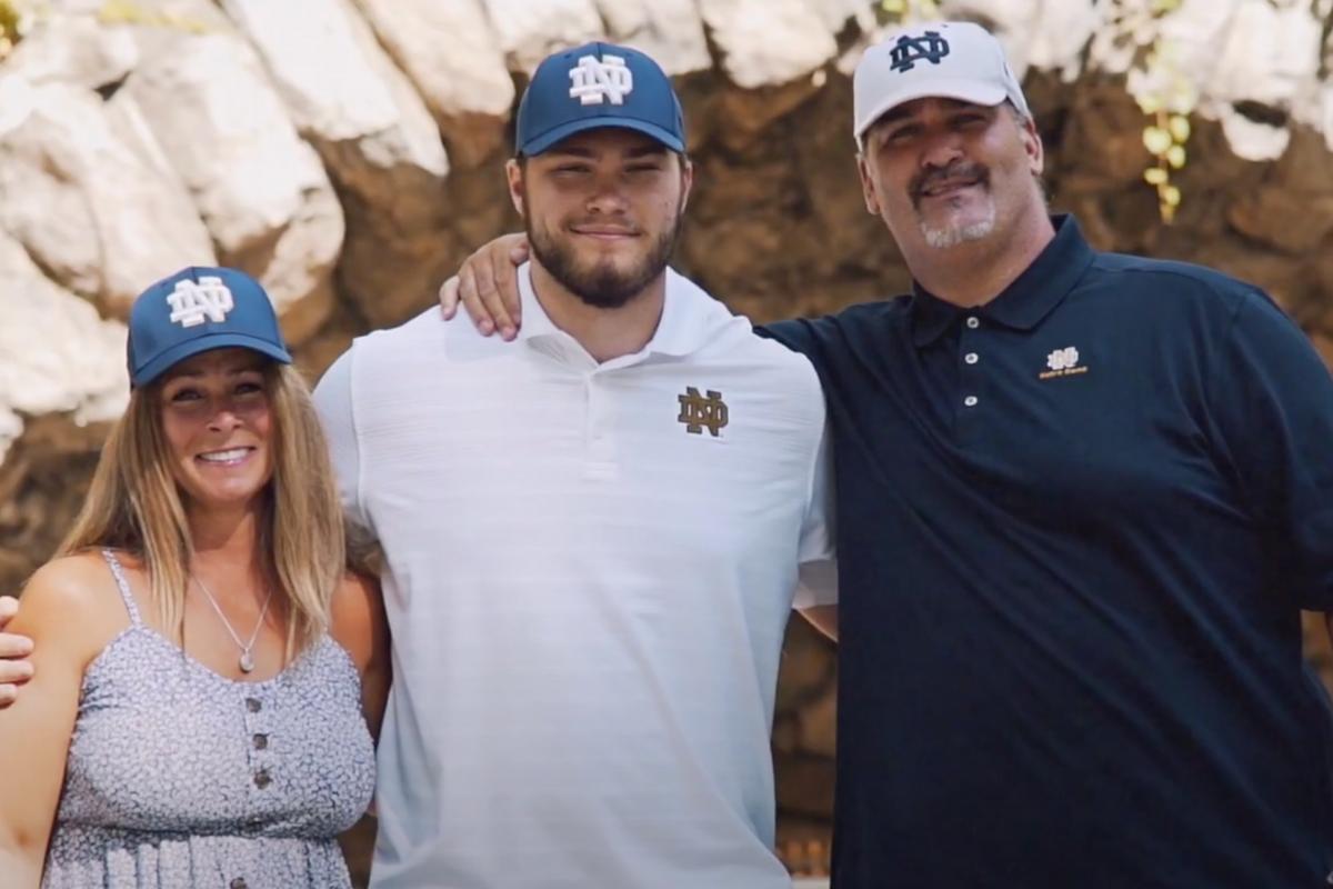 4-Star Lineman, Son of Former NFL Vet, Signs With CFP Contender