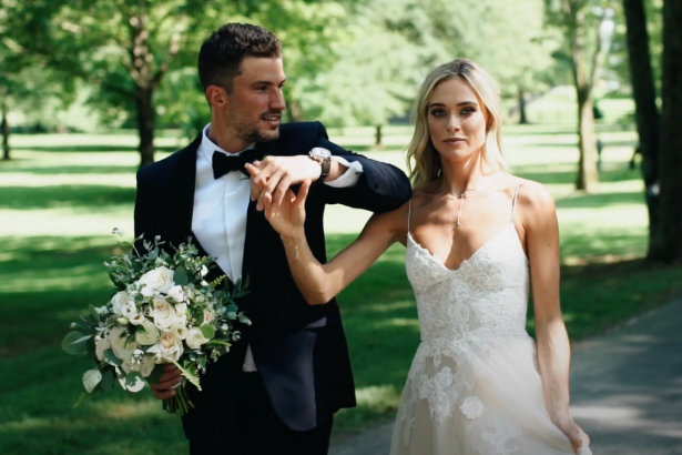 Roman Josi Married a Model & Started a Family