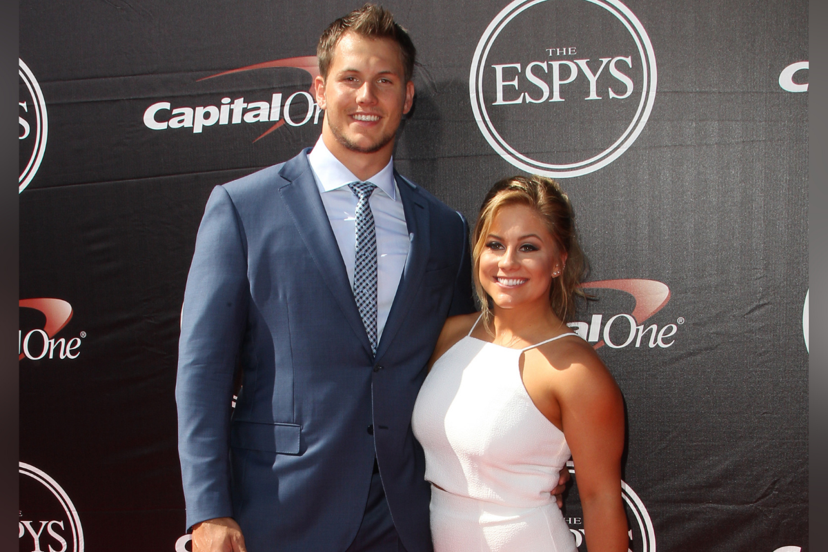 Shawn Johnson Married a Former NFL Player