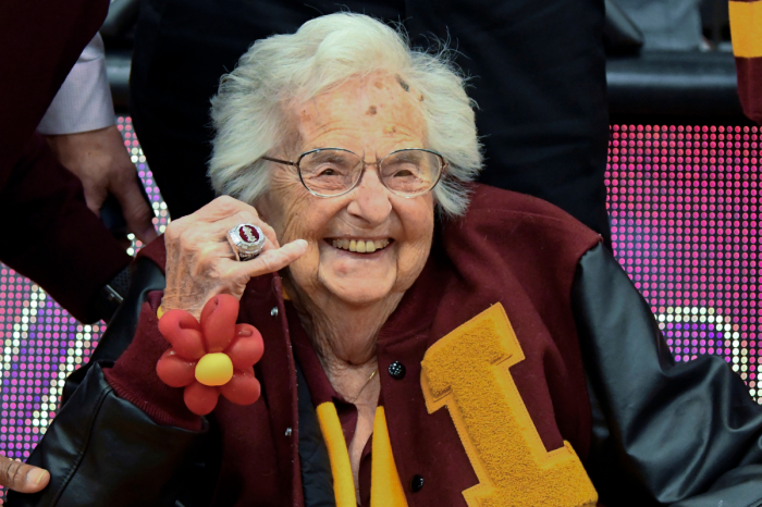 Sister Jean's Prayers Make Loyola Anything But a Cinderella Story