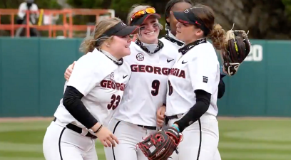 Georgia's Star Freshman Taking College Softball By Storm