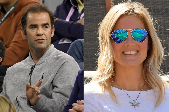Pete Sampras Married a Famous Actress & Started a Family