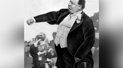 William Howard Taft Reportedly Started the 7th-Inning Stretch
