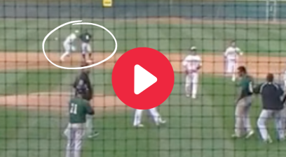 Outfielder's Cheap Shot Tackle Got Him Suspended for the Season