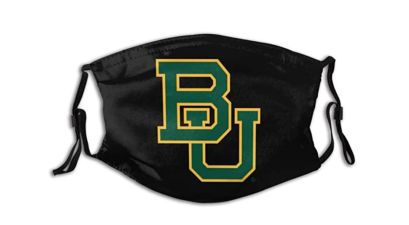 Baylor face mask