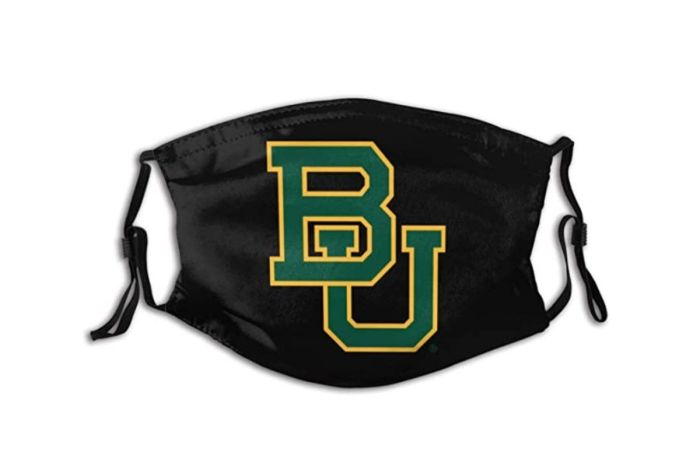 Celebrate Baylor's National Championship With Best-Selling Masks