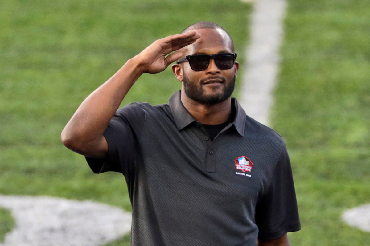 Champ Bailey's Net Worth Proves He's An NFL Legend