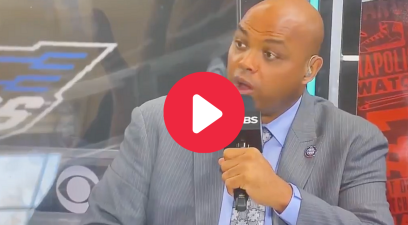 "Charles Barkley Rips Politicians: ""They Divide & Conquer"""