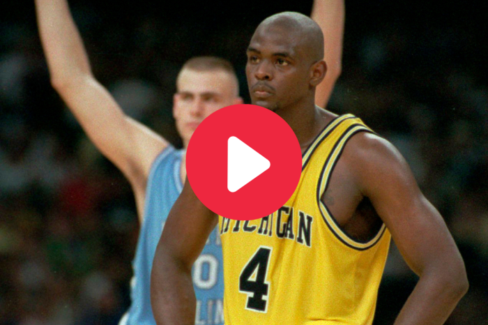 "Chris Webber's ""Timeout"" Blunder Lives in College Basketball Infamy"
