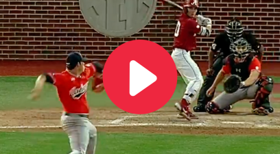 Jim Jarvis' Walk-Off Heroics Buried Auburn