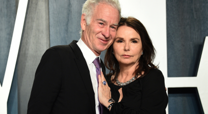 John McEnroe Found Love Again With a Famous Rock Singer