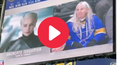Jumbotron Game Surprises Fans With Their Celebrity Doppelgängers