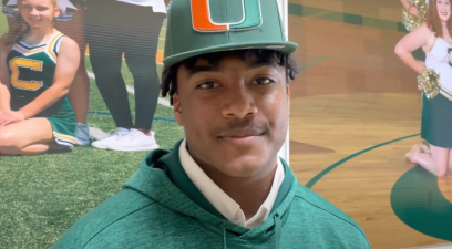 Tee Martin's Son Commits to Baseball (& Maybe Football) at Miami