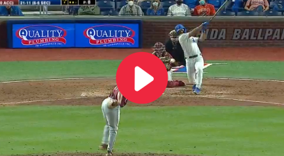 Kendrick Calilao's Walk-Off Home Run Crushed Florida State