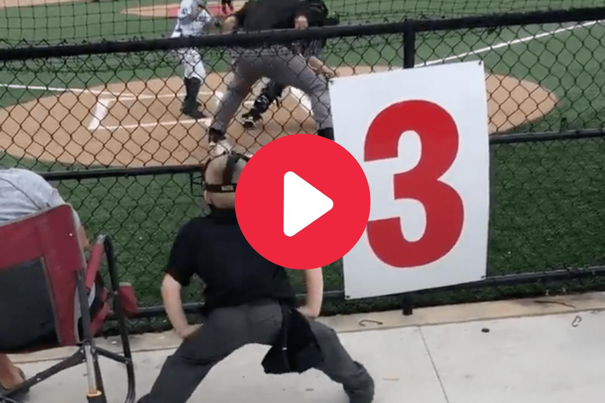 Young Boy Imitating Umpire Becomes a Viral Sensation