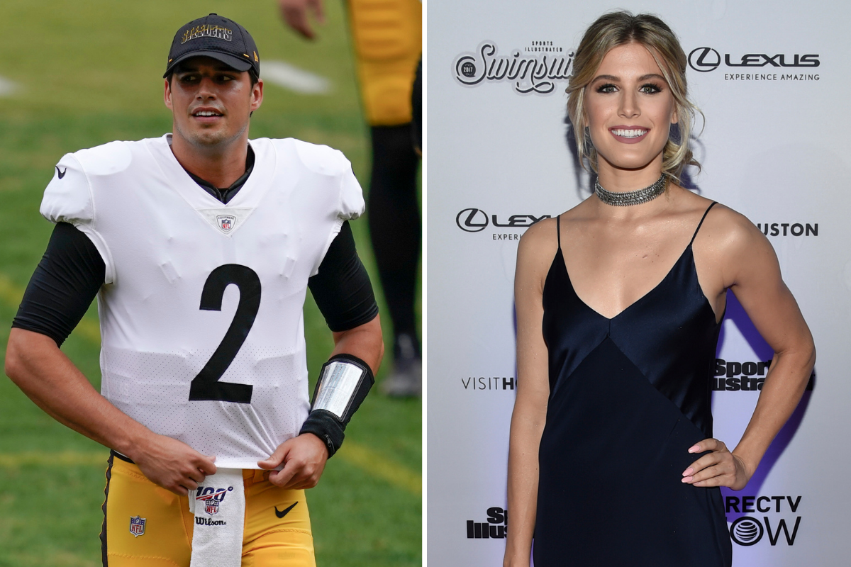 Mason Rudolph Found His Match With A Tennis Star