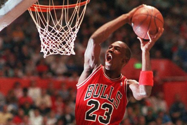 The 23 Best Dunks of Michael Jordan's Career, Ranked
