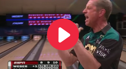 "Pete Weber's ""Who Do You Think You Are?"" Clip Remains Undefeated"