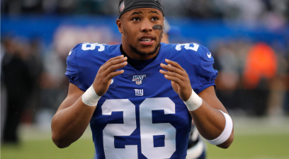 Who is Saquon Barkley's Girlfriend?