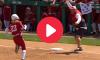 Savannah Woodard Home Run