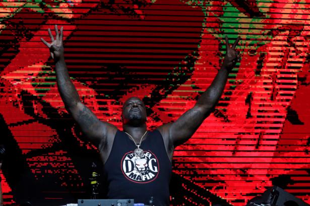 "Shaq's Career as ""DJ Diesel"" Grows His Legend Even More"