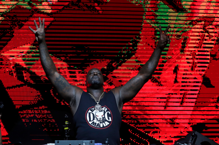 "Shaq's Career as ""DJ Diesel"" Grows His Legend Even More"