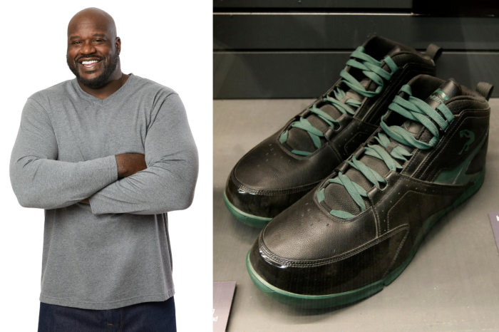 Shaquille O'Neal's Shoe Size Puts Everyone Else's to Shame