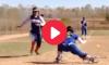 Softball Collision Home