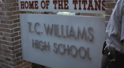 """Remember The Titans"" High School Changing Name Over Racist Past"