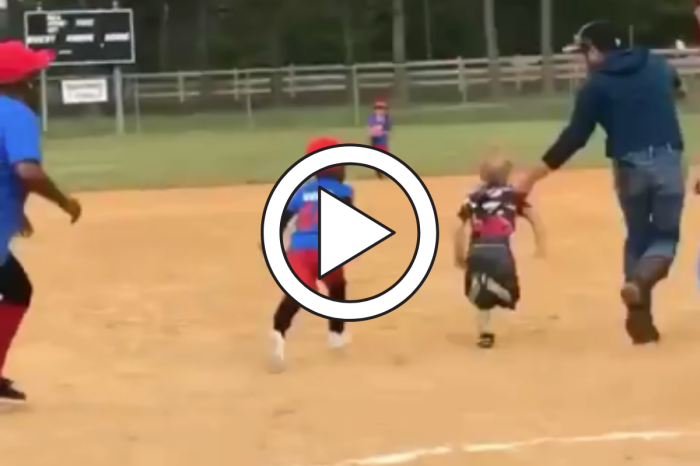 "4-Year-Old's Unassisted ""Quadruple Play"" is Adorably Hilarious"