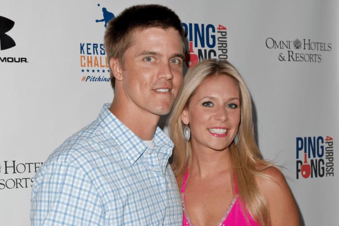 Zack Greinke's Wife Was a Dallas Cowboys Cheerleader