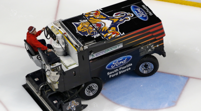 How Much Money Do Zamboni Drivers Make?